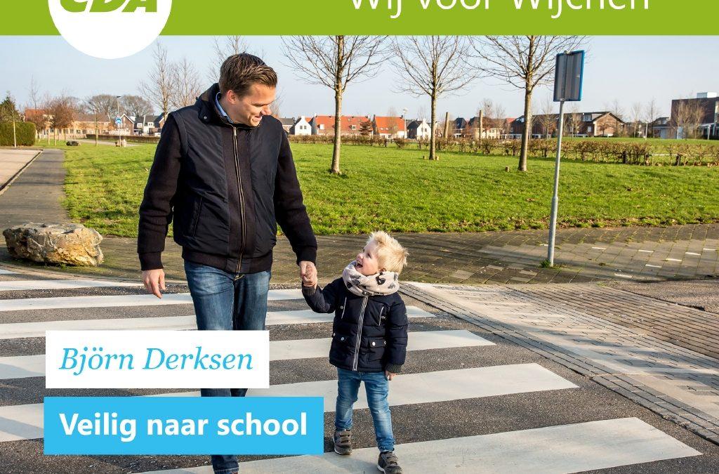 Stimuleren lopend en fietsend naar school