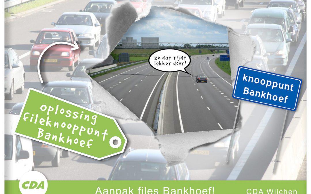 Aanpak Knooppunt Bankhoef topprioriteit