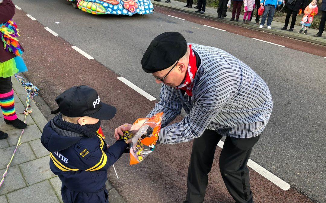 Prikkelarme carnavalsoptocht krijgt veel aandacht