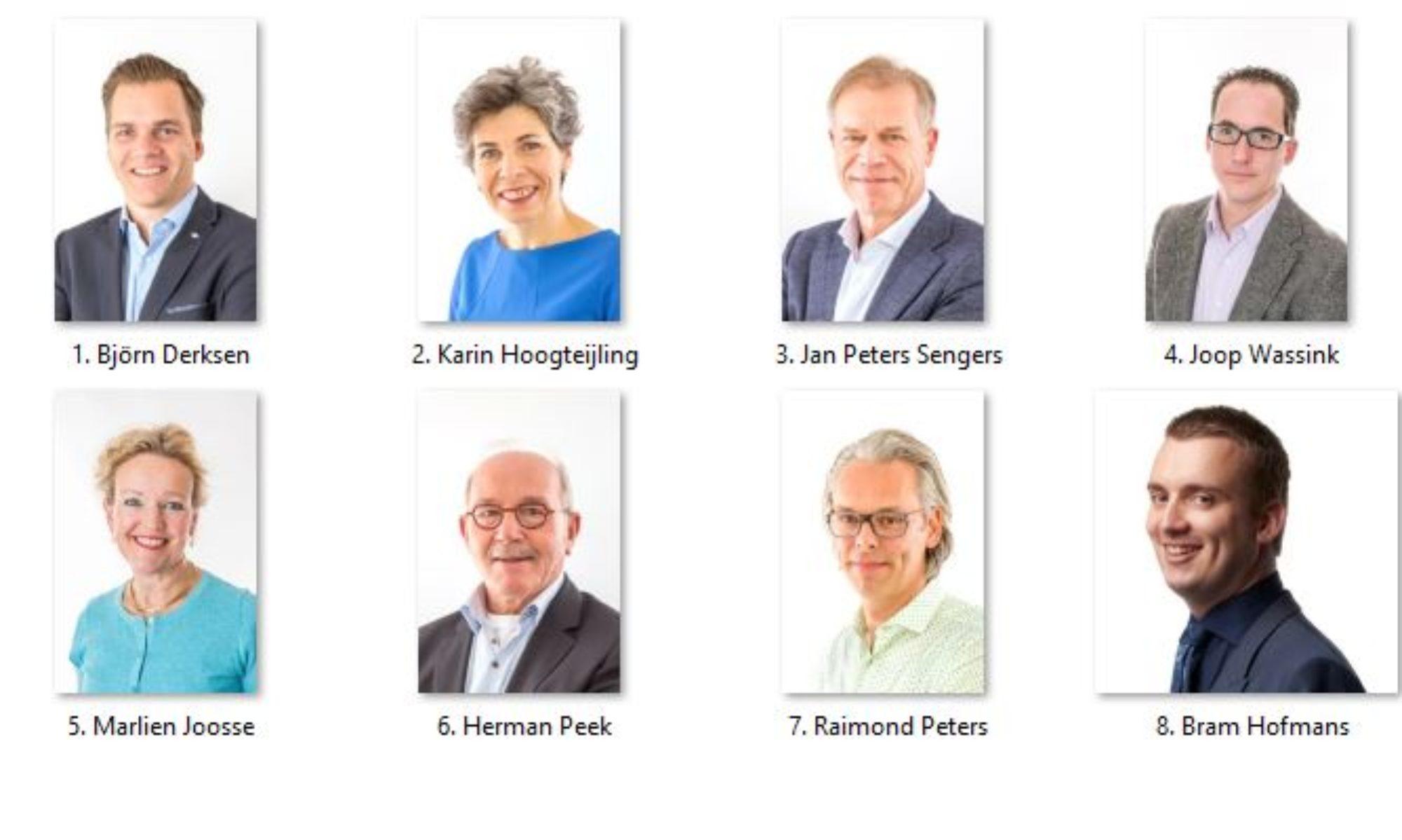 CDA Wijchen: Lijst gemeenteraadsverkiezingen bekend!